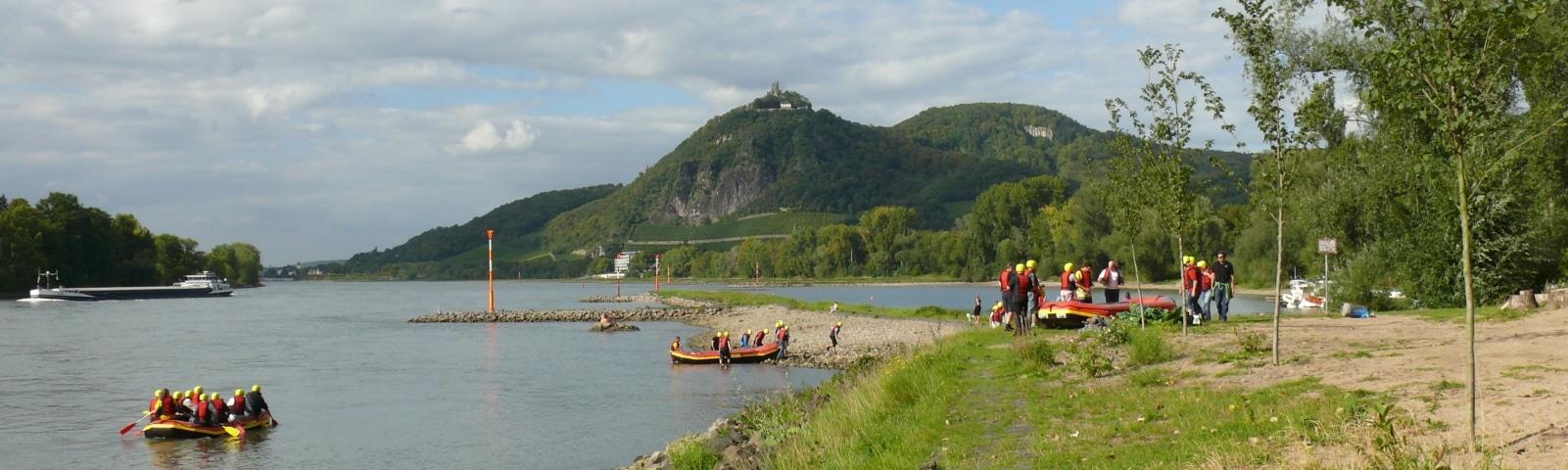 Rhein Rafting Bonn