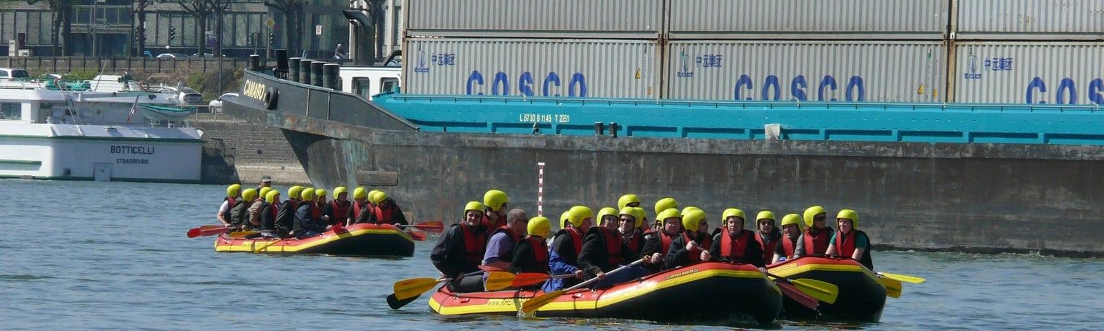 Rhein Rafting Köln