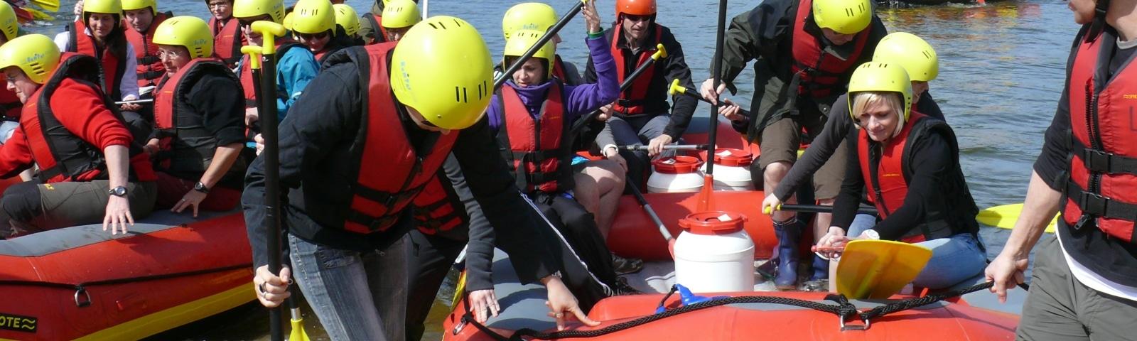 Rafting NRW
