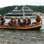 Drachenfels tour mit Ausflugsdampfer